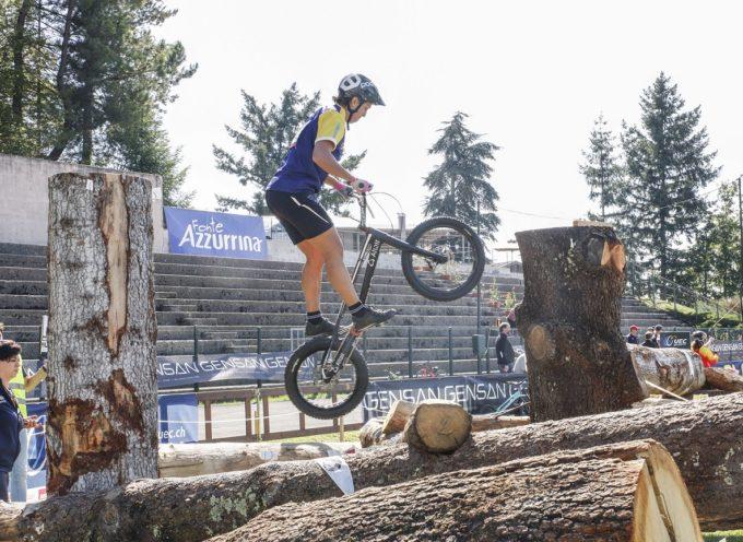 È bike show alla Tenuta del Ciocco Tutti i premiati del Campionato Europeo Trial
