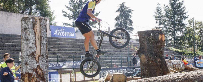 Al Ciocco la finale del Campionato Mondiale di Bike Trial Da domani a domenica 13 ottobre weekend di gare e adrenalina