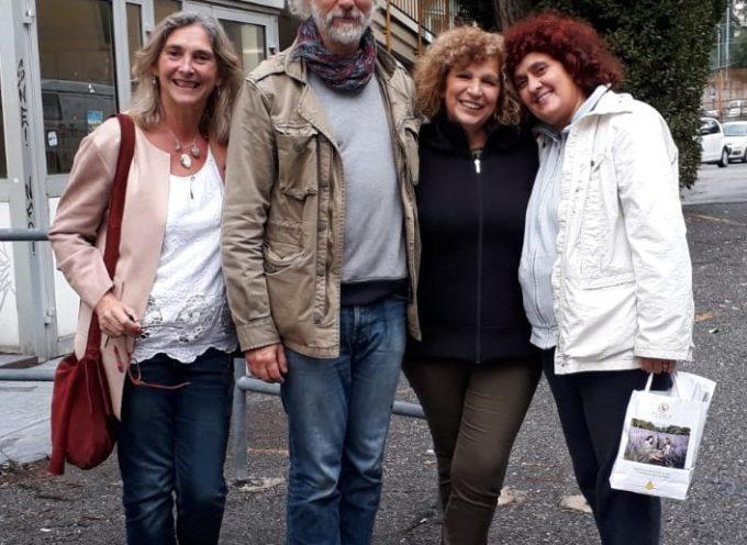 Cinema in corsia: l'esperienza del laboratorio di salute mentale di Barga al centro di un evento a Genova
