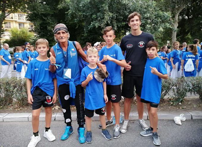 """La Pugilistica Lucchese in Calabria fa risultati al """"Trofeo Coni Kinder + sport"""""""