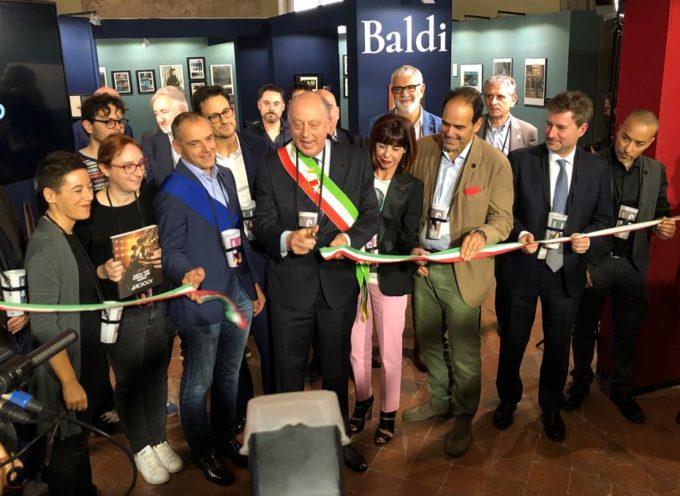 LUCCA COMICS & GAMES 2019 Aperte le esposizioni di Palazzo Ducale che ci accompagnano al festival