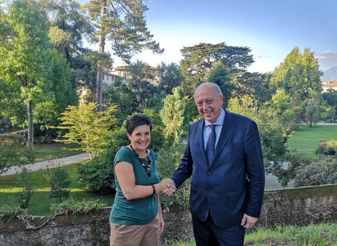 Alessandra Sani è la vincitrice del concorso pubblico per curatore dell'Orto Botanico di Lucca