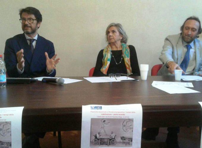 Riabilitazione neurologica: importanti esperti riuniti a Barga