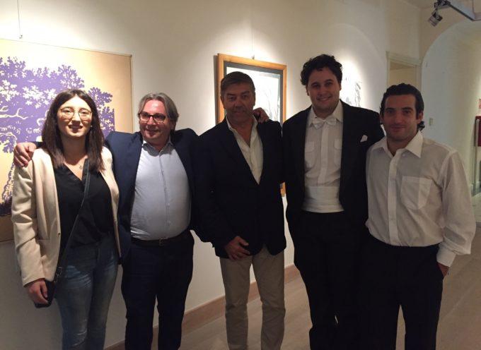 Nuova visita a Villa Bertelli per i croceristi della Great Italy Tour