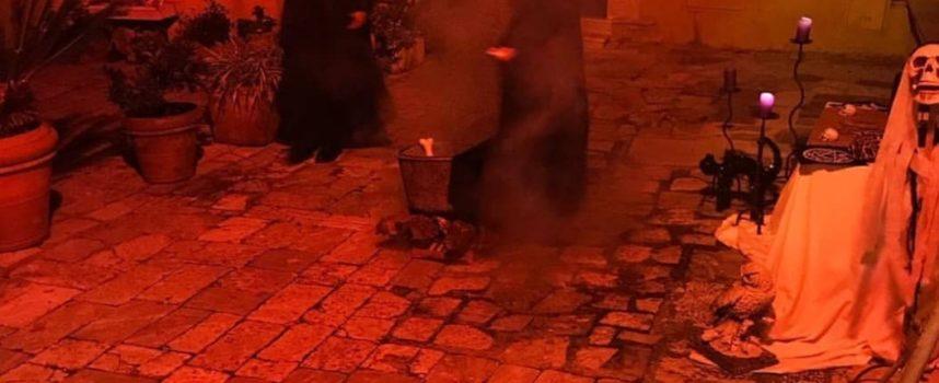 Seravezza, Giustagnana – 31 ottobre, arriva il brivido nella Notte delle Streghe