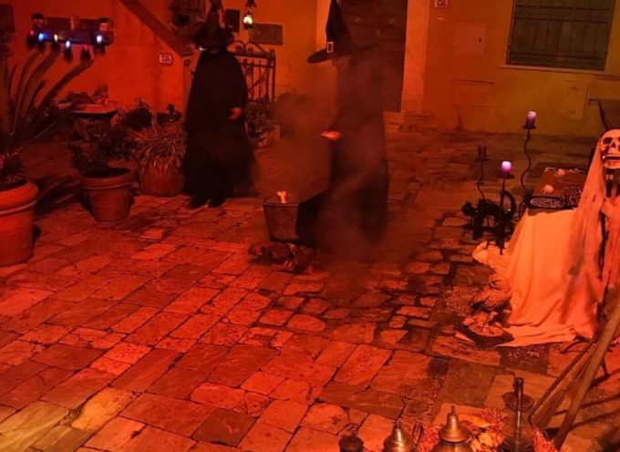 La Notte delle Streghe a Giustagnana