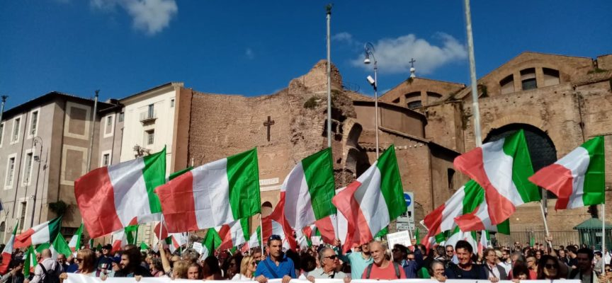 Liberiamo l'Italia – Toscana: appuntamento sabato 9 novembre a Firenze