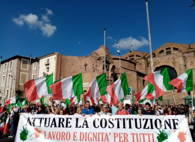 Liberiamo l'Italia a Roma, l'alba di un nuovo giorno  – Manifestazione impattante, pacifica e ricca di contenuti