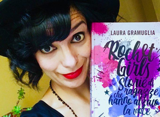 Sky Stone & Songs – Venerdì Laura Gramuglia presenta il suo libro 'Rocket Girls