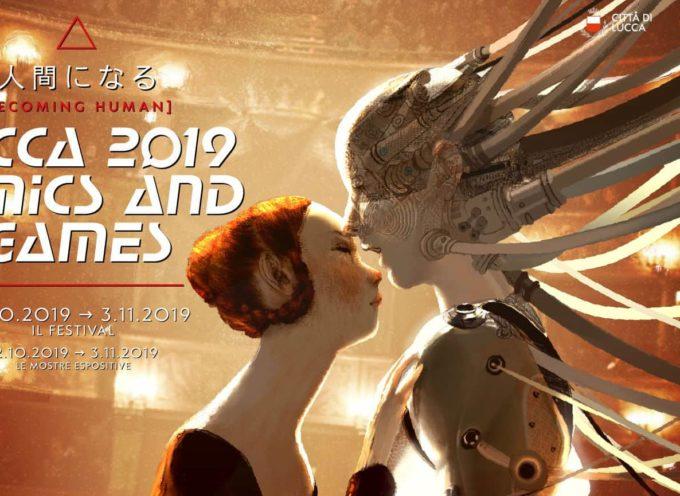 Lucca Comics & Games e nuove tecnologie