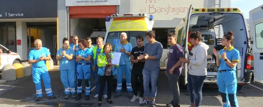 Raccolti oltre tremila euro a Barga in memoria di Francesco Tontini