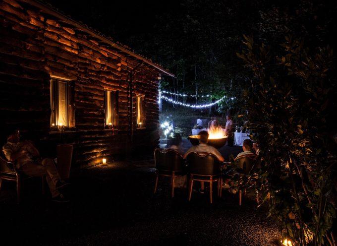 Halloween party nella Taverna dello Scoiattolo La notte più terrificante dell'anno immersi nel bosco del Ciocco