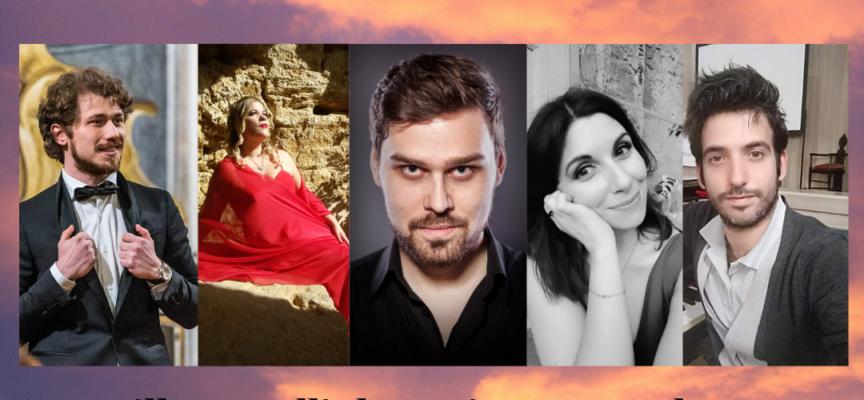 """VILLA BERTELLI – """"Vite oltre il sipario"""" Concerto lirico con cinque interpreti"""