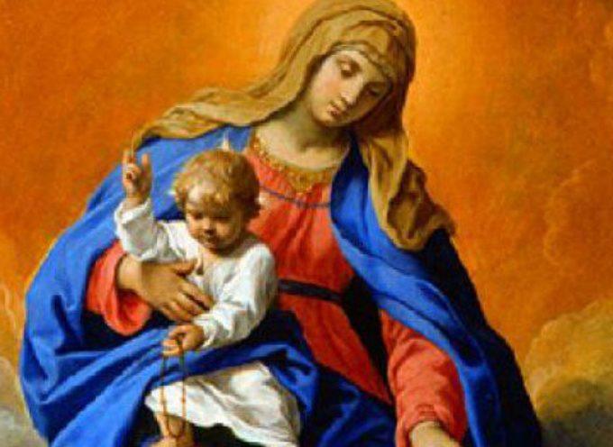 Il Santo del giorno, 7 Ottobre: Beata Vergine Maria del Rosario