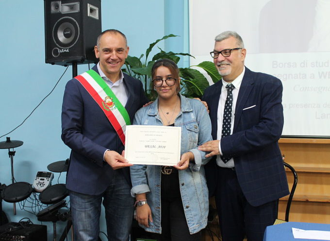 Assegnata a Afif Wesal e Lidia Maria Radoi la borsa di studio 'Ilio Micheloni' 2018-2019