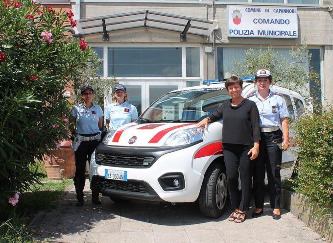 Servizio notturno della polizia municipale: scoperti dalle telecamere 61 veicoli senza assicurazione o revisione