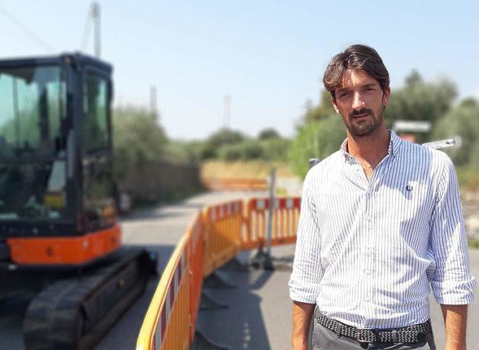 L'amministrazione Menesini vara un nuovo 'pacchetto' di asfaltature per un investimento di 400 mila euro