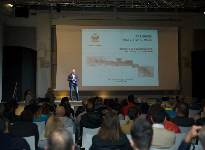 Si riqualifica Capannori centro dal polo scolastico fino ad Artémisia a Tassignano: presentato il progetto