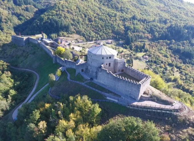 Un volume sulla splendida Fortezza di Verrucole