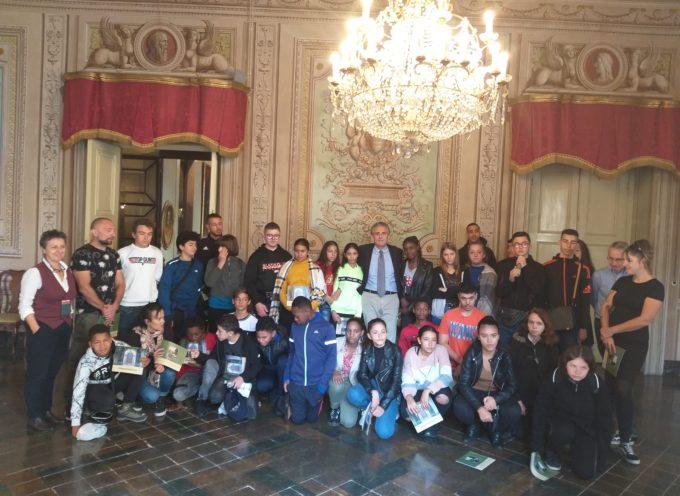 Gemellaggi: studenti di Colmar in visita a Lucca