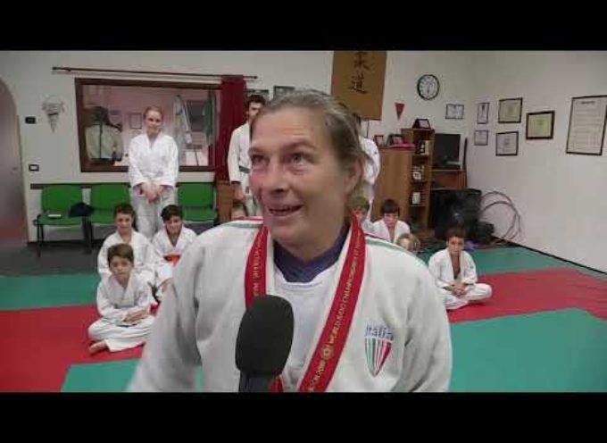 Cristina Marsili, la regina del tatami; due ori mondiali e la solita umiltà