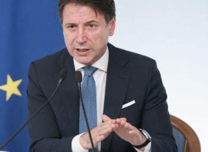 Conte inasprisce le misure: l'Italia come zona protetta!