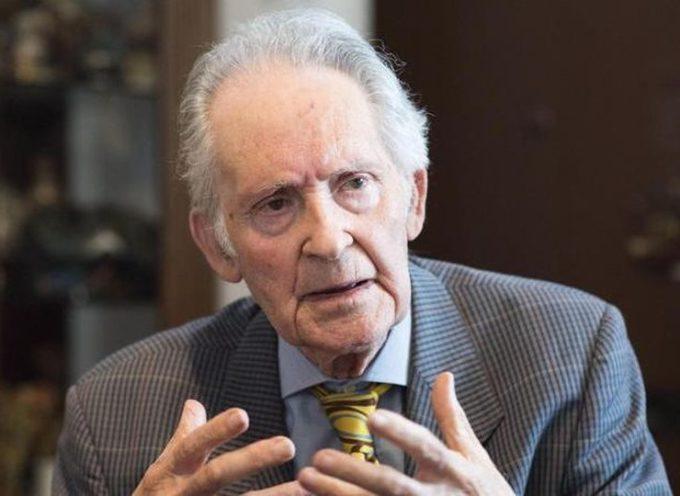 Morte del pittore Gualtiero Passani: il cordoglio del sindaco Tambellini