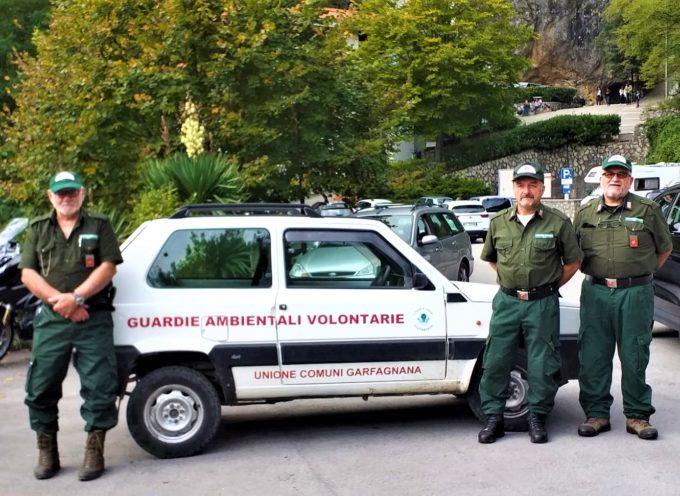 Fabbriche di Vergemoli: controlli delle Guardie Ambientali nei boschi e sanzioni ai trasgressori