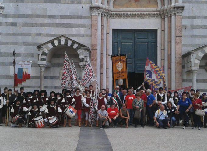 Lucca e Ferrara si incontrano in nome della donazione del sangue