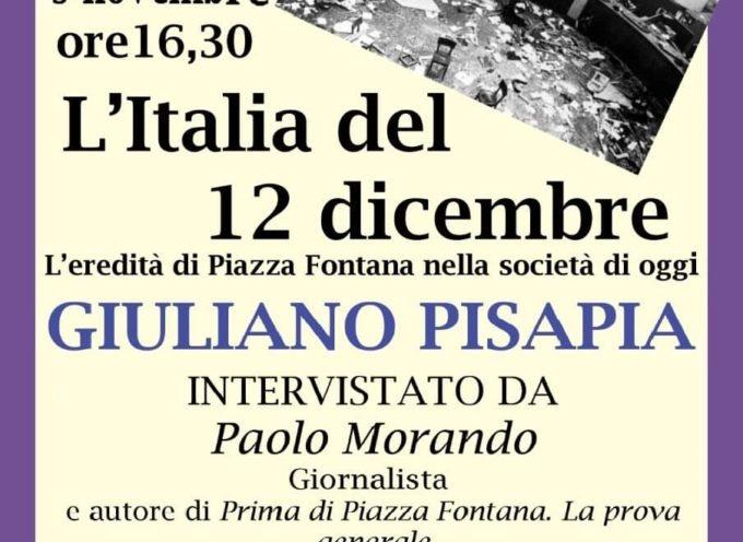 L'ITALIA DEL 12 DICEMBRE DOPO L'ATTENTATO DI PIAZZA FONTANA