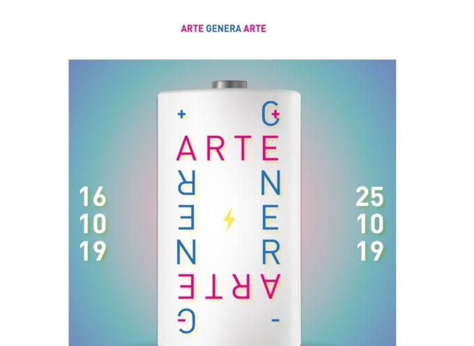 dal 16 ottobre a Lucca presso il Palazzo delle Esposizioni prende il via Arte genera Arte