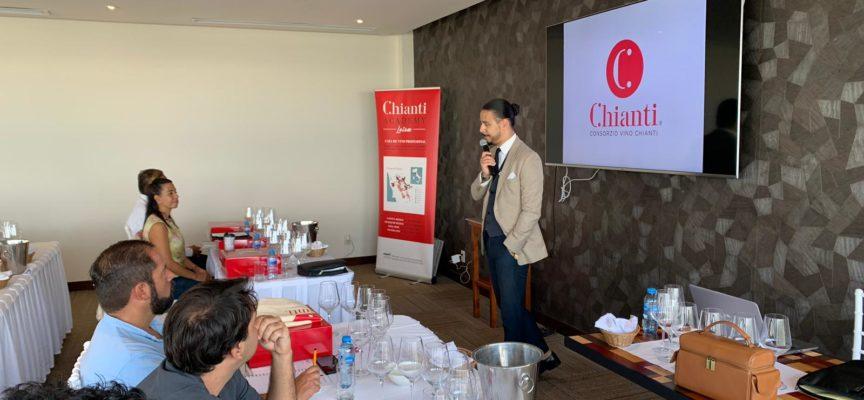 Il Consorzio VinoChianticonquista l'America Latina, buona la prima per la ChiantiAcademyLatam