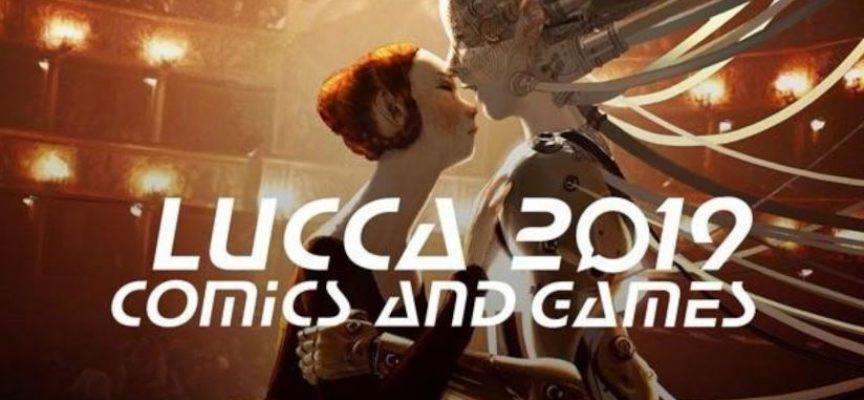 LUCCA COMICS & GAMES 2019 Le principali attività dell'area GAMES