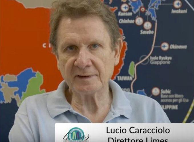 Il Fattore Umano Inizia lunedì 14 ottobre il ciclo di 5 incontri della Rivista italiana di geopolitica Limes