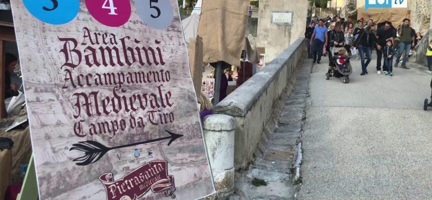 Il Medioevo rivive nel cuore di Pietrasanta