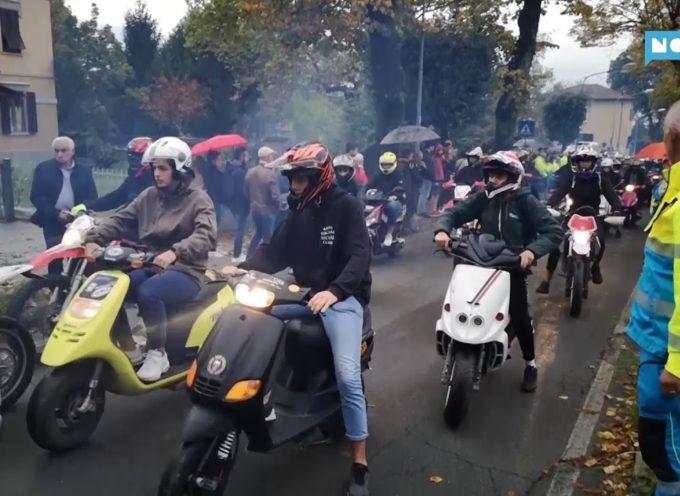 In centinaia a Barga ai funerali di Francesco Tontini