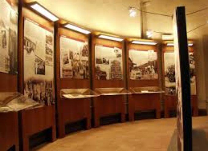 """MUSEO """"CRESCI"""" DELL'EMIGRAZIONE ITALIANA A PALAZZO DUCALE CHIUSO FINO AL 17 OTTOBRE"""