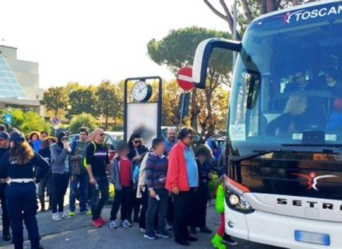 CAPANNORI – Un servizio di navetta gratuito per raggiungere Lucca in occasione di 'Lucca Comics & Games'