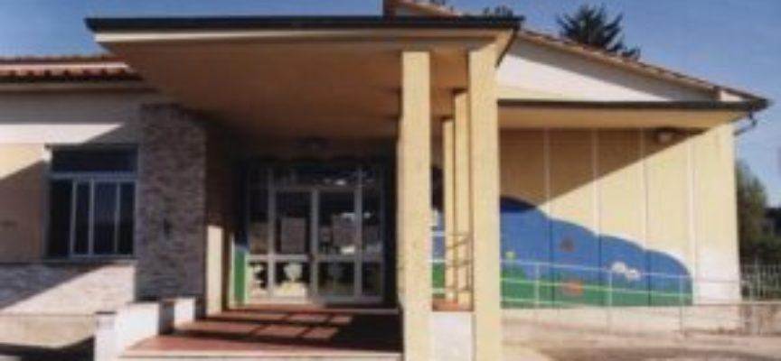 Un nuovo parcheggio e un nuovo parco giochi attrezzato alla scuola elementare di Antraccoli