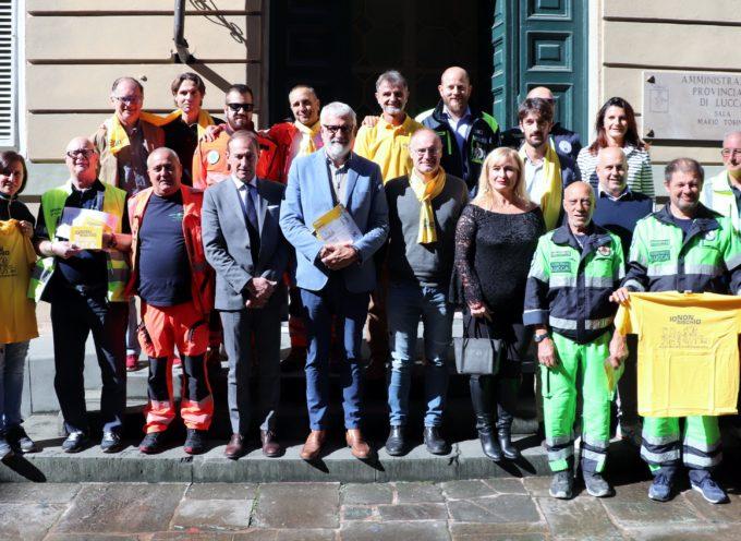 Protezione Civile: accordi con l'Università di Firenze e INGV