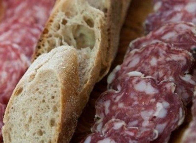 Allergene non dichiarato, il Ministero segnala ritiro lotti di salame e salametto Fiorucci.