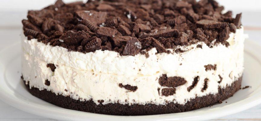Torte con i biscotti: le ricette da realizzare con Oreo, Pan di stelle e Gocciole