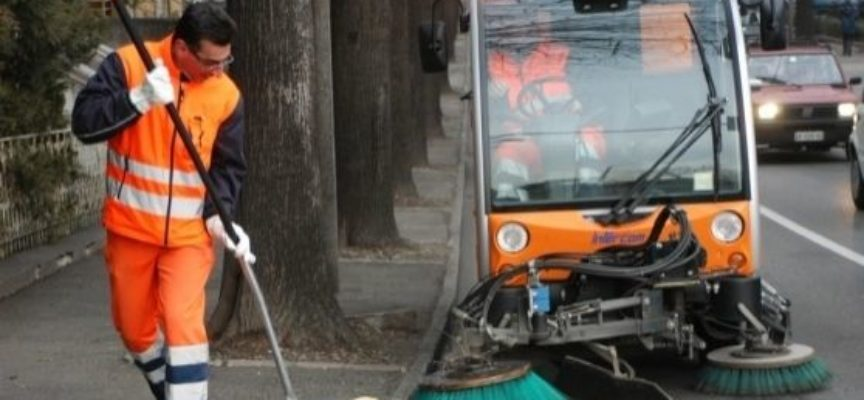 Spazzamento meccanizzato delle strade: scattati i divieti. sono state  fatte  48  multe