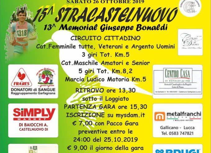 Stracastelnuovo – Corsa podistica – Castelnuovo di Garfagnana