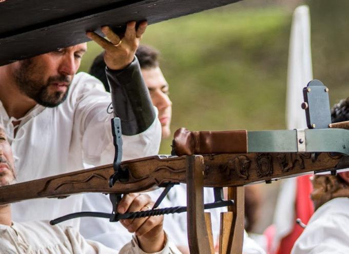 Lezione introduttiva: corso di tiro con balestra antica