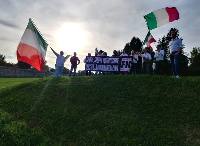 Parco Valgimigli: oggi non si spaccia !