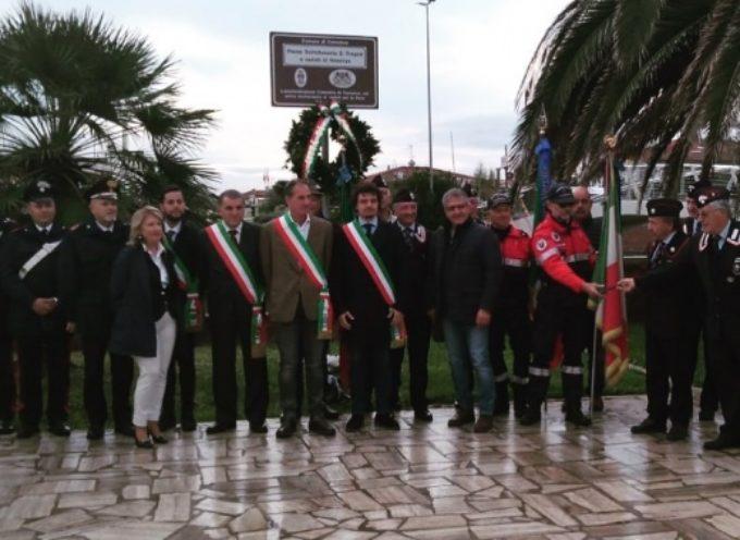 16 anni fa l'attentato di Nassiriya, cerimonia e Municipio illuminato con tricolore