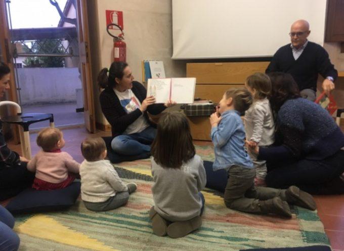 lettura ad alta voce nei nidi, appuntamento per bambini e genitori a Ponterosso