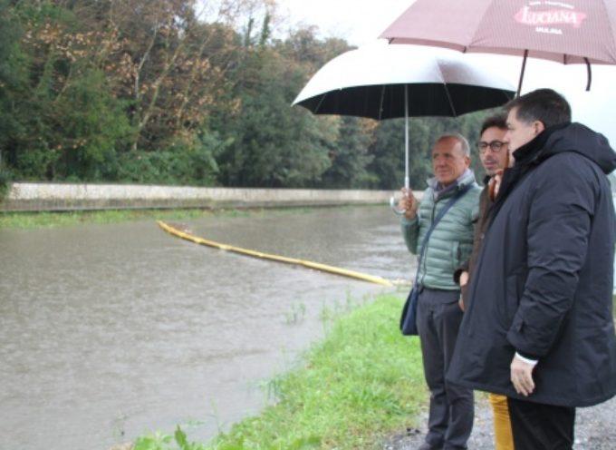 PIETRASANTA – Maltempo: sotto osservazione Baccatoio e Fiumetto, pc farmacia comunale in tilt ma garantiti farmaci urgenti