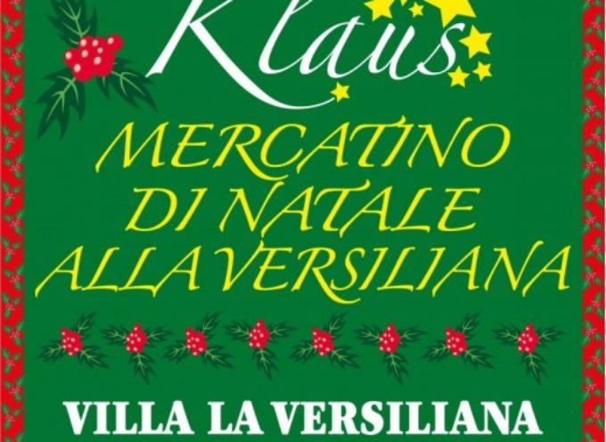 """in Versiliana torna la magia delle feste con il mercatino di Natale """"PietrasantaKlaus"""""""